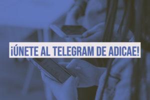 Telegram ADICAE
