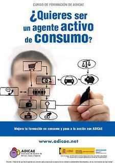 ADICAE lanza un curso online para convertirse en Agente Activo de Consumo