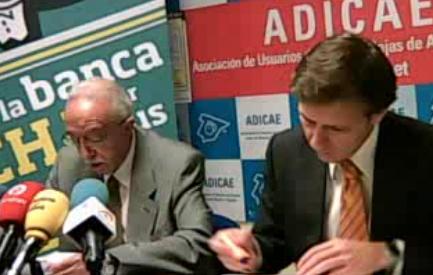 ADICAE pide a la Fiscalía de Consumo más apoyo para la defensa de los consumidores en casos tan importantes como cláusulas suelo, swaps y participaciones preferentes
