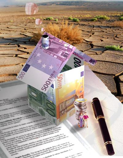 ADICAE defiende en EiTB un mercado inmobiliario sano y sensato